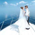 Сценарий свадьбы на теплоходе