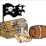 клад пирата
