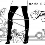 Гламурное fashion-шоу ссобаками вночном клубе.