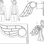 Как иизчего сделать крылья ангела своими руками.