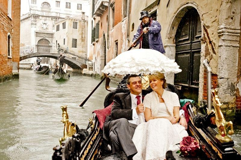 венецианская свадьба