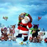«Новогодняя сказка для малышей»