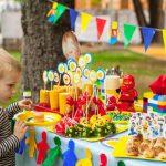 Сценарий «Детский День рождения»