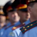 Сценарий «День полиции»
