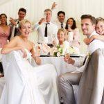 Сценарий на свадьбу — «Второй стол»