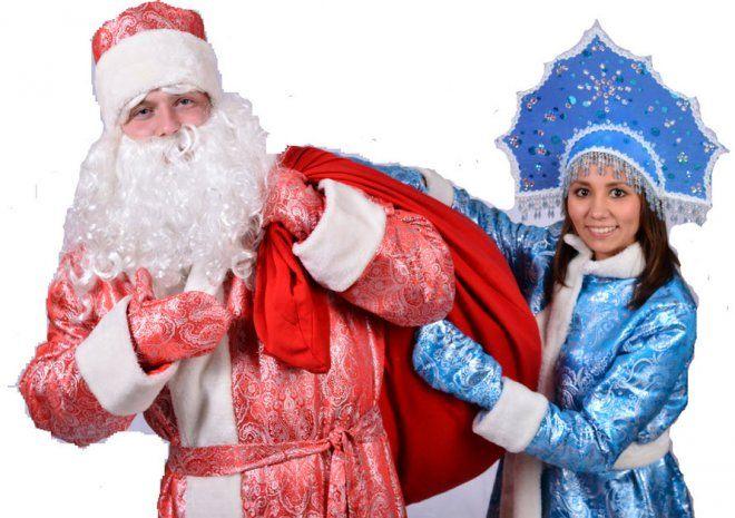 Сценарий вызова Дедушки Мороза и снегурочки на дом