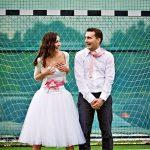 Спортивный выкуп невесты