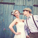 Свадьба встиле «ретро»
