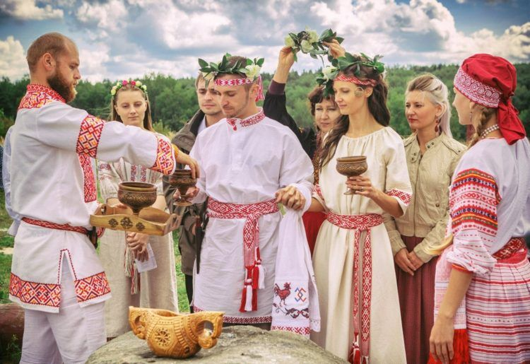 Выкуп невесты в настоящем и прошлом