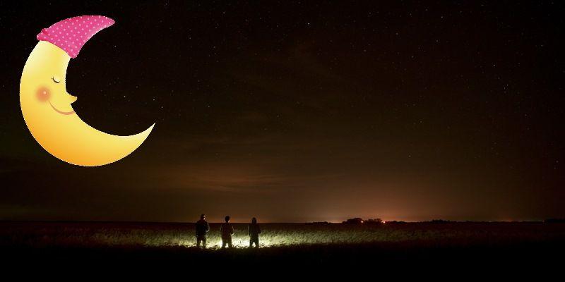 лунная вечеринка