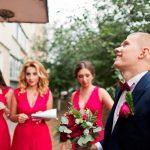 Классический выкуп невесты