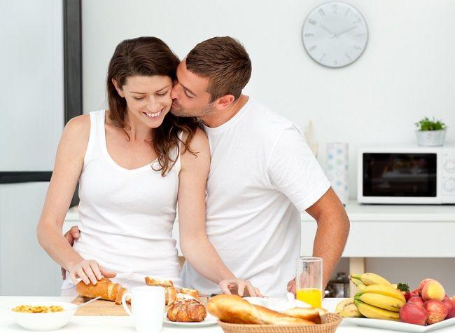завтрак для жены