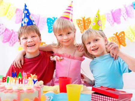 Как правильно праздновать день рождения ребенка в детском саду