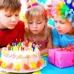 Сценарий Дня рождения дома. Нам 3 годика!