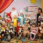Сценарий детской Новогодней игровой программы