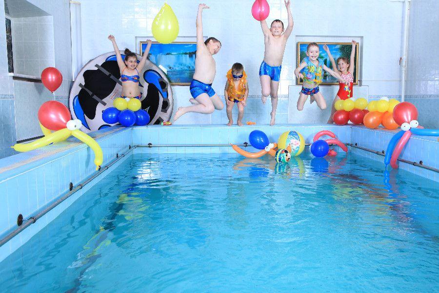 Сценарий празднования Дня рождения на воде