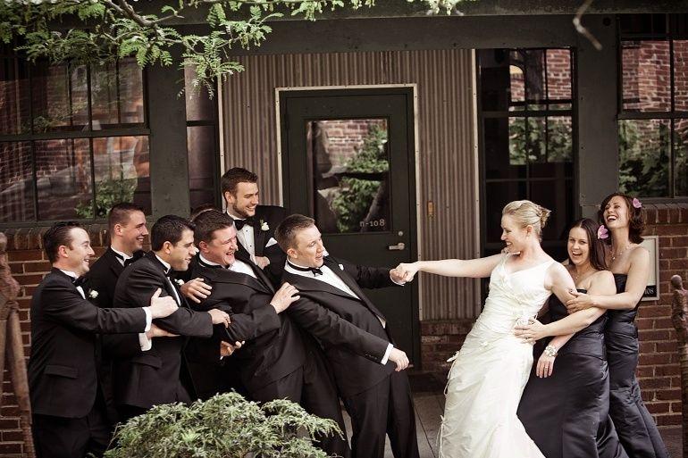Секреты веселого выкупа невесты