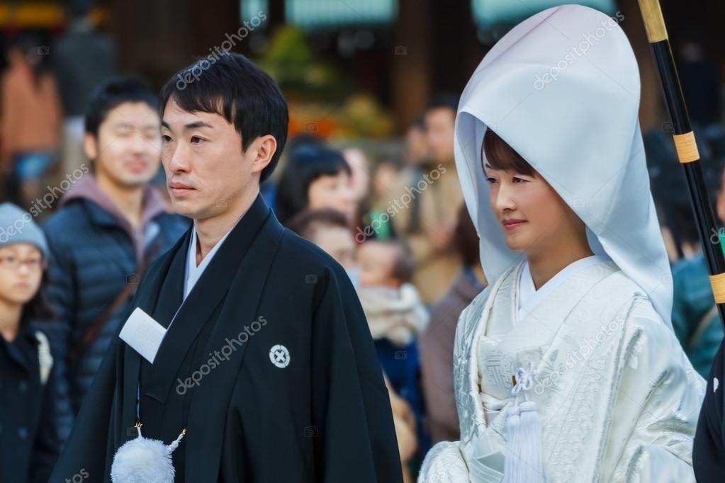 Свадебные церемония в японии