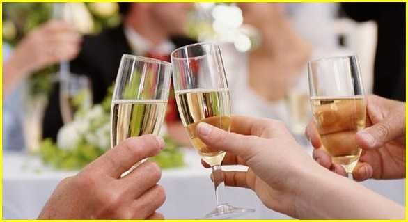 Свадебные тосты и поздравления