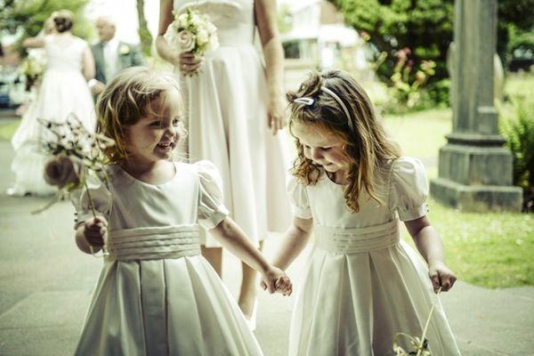 Свадебные традиции Англии