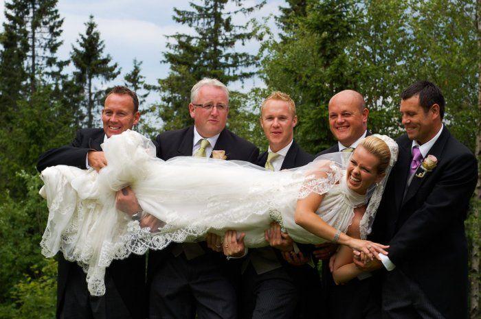 Свадебные традиции Финляндии