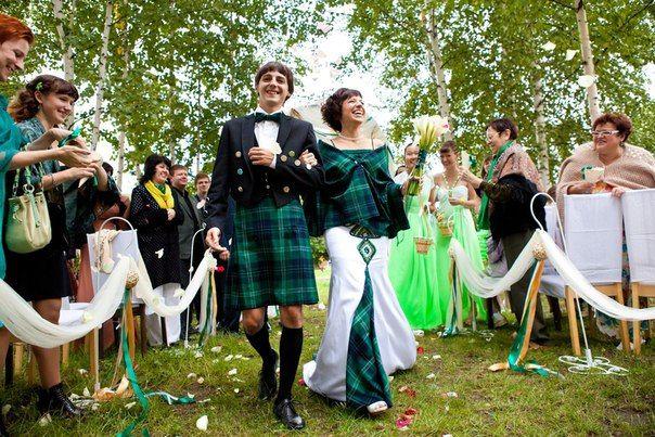 Свадебные традиции Ирландии