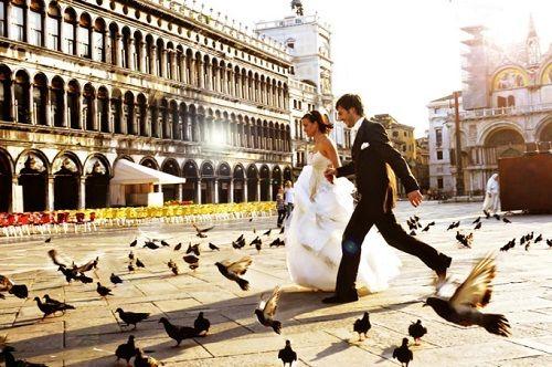 Свадебные традиции Италии