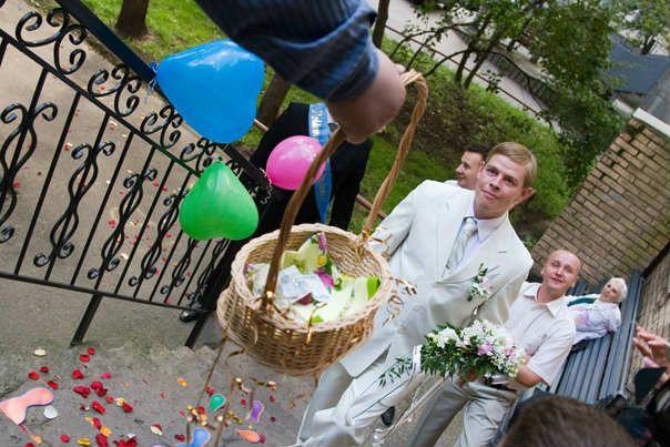 Свадебный сценарий выкупа «Сапёр»