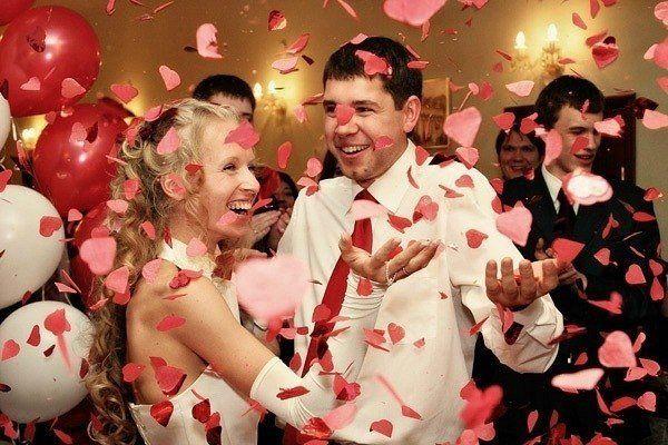 Варианты сценариев свадьбы