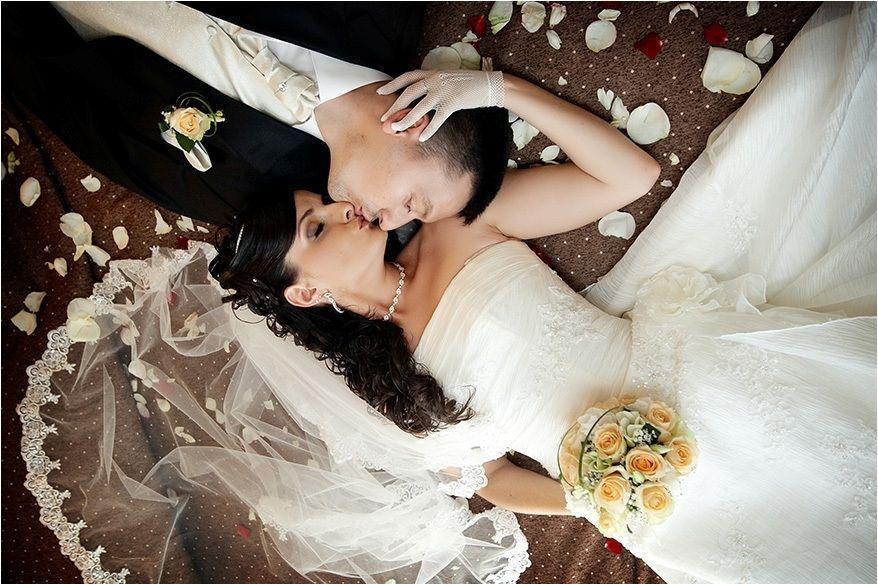 брачная ночь